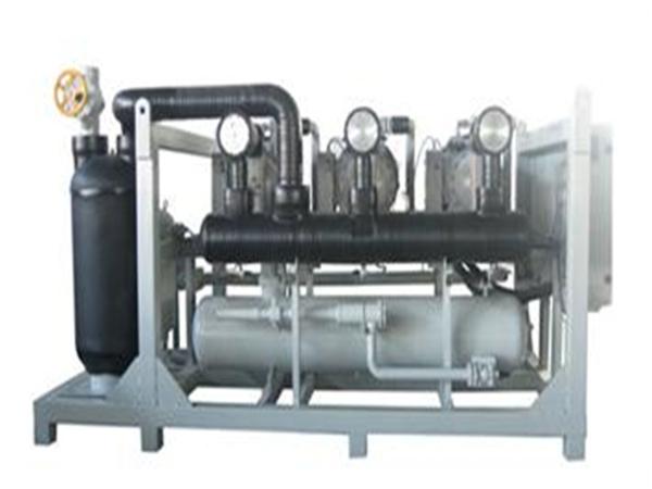 蒸发冷机组